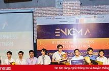 3 startup đoạt giải thưởng trong cuộc thi về công nghệ blockchain tại Việt Nam