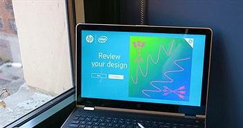 HP bổ sung camera hồng ngoại, bút cảm ứng cho dòng laptop giá rẻ Pavilion