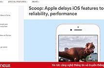 Apple bắt giam 12 nhân viên trong 29 trường hợp làm rò rỉ thông tin ra ngoài