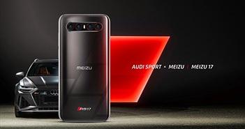Meizu 17 phiên bản đặc biệt của Audi bị rò rỉ