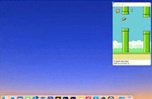 Một lập trình viên đã đưa Flappy Bird lên máy tính