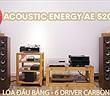 Acoustic Energy AE 520 – Loa đầu bảng 100 triệu toàn củ carbon