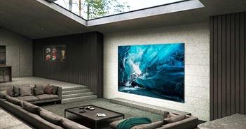 Samsung ra mắt TV tuyệt tác tương lai MICRO LED 2021 giá từ 3 tỷ