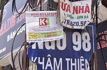"""Hà Nội: Cắt dịch vụ 470 số điện thoại quảng cáo """"rác"""""""