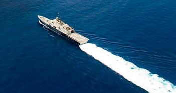 Tàu tên lửa TQ chạm trán chiến hạm Mỹ ở vùng biển gần Trường Sa