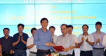 MobiFone ký kết thỏa thuận hợp tác với Cục Công nghệ thông tin