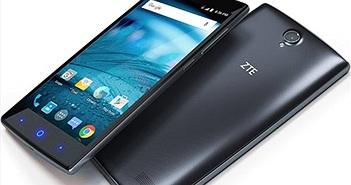 Rò rỉ cấu hình điện thoại ZTE Zmax Pro