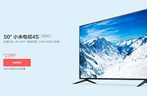 Xiaomi giới thiệu Mi TV 4S 50 inch, 4K HDR, giá 379 USD