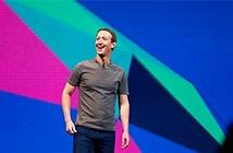 Tài sản ông chủ Facebook tăng thêm 13 tỷ USD sau bê bối dữ liệu