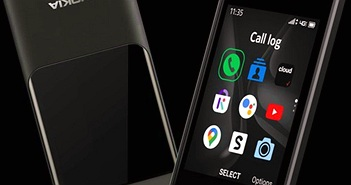 Nokia 2720 V Flip ra mắt giá bán 1,8 triệu đồng