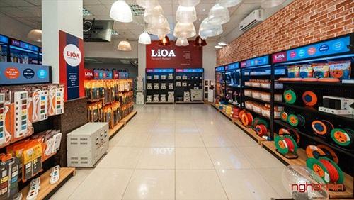 Showroom LiOA – Nguồn cảm hứng cho một trải nghiệm hoàn toàn mới về thiết bị điện