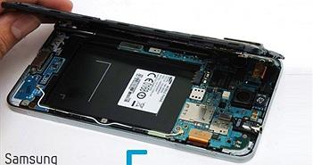 Galaxy Note 5 có USB Type-C, pin 4.100mAh