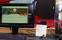 MSI giới thiệu dòng card GTX 1070, hiệu năng cao hơn Titan X