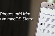 Những nâng cấp về khả năng quản lý, chỉnh sửa ảnh và chia sẻ ảnh trên iOS 10 và macOS Sierra