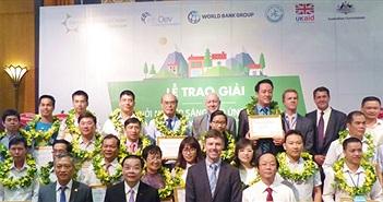 19 doanh nghiệp được hỗ trợ khởi nghiệp ứng phó với biến đổi khí hậu