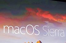 Apple đổi tên hệ điều hành OS X sang macOS
