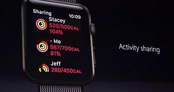 Apple Watch sẽ chạy mượt hơn nhờ watchOS 3