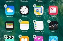 iOS 10: có thể xóa ứng dụng Apple cài đặt sẵn