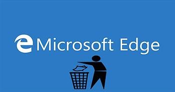 Thủ thuật gỡ bỏ trình duyệt Edge trên Windows 10