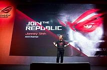 Asus giới thiệu loạt sản phẩm gaming mới ấn tượng