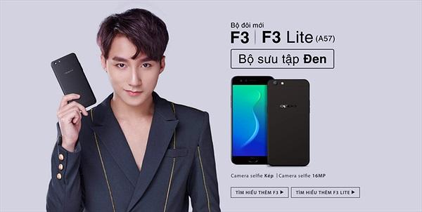 """Oppo F3 - Chuyên gia selfie góc rộng kế thừa """"đàn anh"""" F3 Plus"""