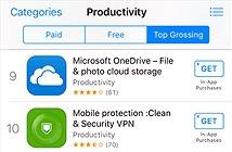 Xuất hiện nhiều ứng dụng gian lận có nguồn gốc tại Việt Nam trên App Store