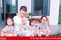 Mẹ Việt tin Facebook hơn các đức ông chồng khi chăm con cái