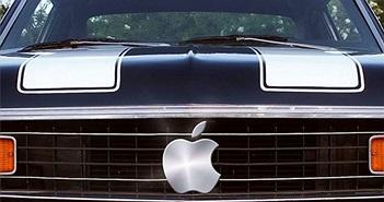 CEO Apple chính thức lên tiếng về dự án chế tạo ô tô tự lái