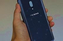 Oppo Find X lộ súng ống sẵn sàng tiêu diệt iPhone X