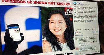 Giám đốc Facebook VN cũng là nạn nhân của tin giả