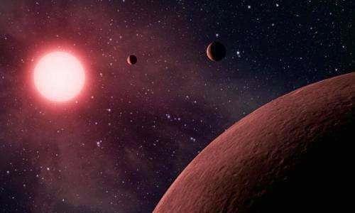 Sửng sốt vết tích tìm thấy trong hành tinh lạ