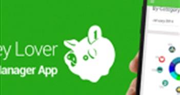Money Lover vừa lọt vào danh sách New App We Love toàn cầu