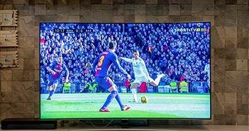 TV Samsung QLED 2018 - lựa chọn không thể bỏ qua mùa World Cup 2018