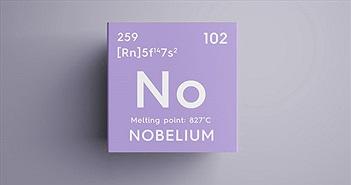 Nguyên tố nặng có hạt nhân nguyên tử hình quả bóng bầu dục