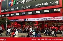 Cổ phiếu FPT Retail đang có dấu hiệu thoát đáy
