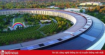 Thành phố Cupertino tiêu tốn hơn 70 triệu USD để giữ chân Apple