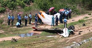 Máy bay quân sự rơi: Nhân chứng rơi nước mắt kể lại khoảng khắc cứu hộ