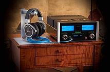 McIntosh MHA150 - Ampli headphone xuất âm bằng biến thế, tích hợp DAC hi-end