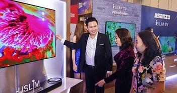 Tivi có phải là bước đệm để Asanzo tái xuất thị trường?