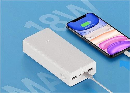 Xiaomi ra mắt pin dự phòng Mi Power Bank 3 dung lượng 30.000mAh, giá chưa đến 600.000 nghìn