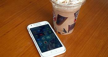 Cận cảnh Galaxy J1: Chiến binh nhỏ bé của Samsung
