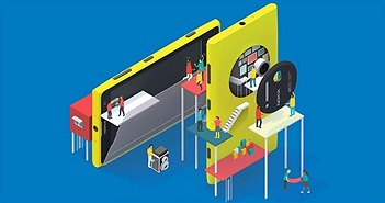 """Nokia muốn tìm """"đối tác tầm cỡ"""" để quay lại thị trường di động"""