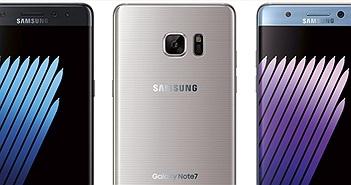 [Galaxy Note 7] Những điều cần biết về Galaxy Note 7