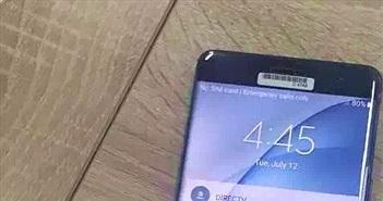 [Galaxy Note 7] Galaxy Note 7 tiếp tục lộ diện trước ngày ra mắt