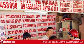 Chủ tịch VNPT đề nghị nhà mạngthu gom chéo SIM kích hoạt sẵn để ngăn chặn SIM rác