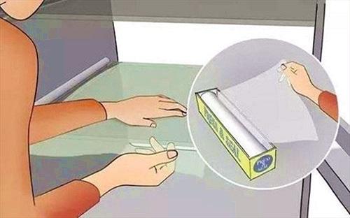 Mẹo tiết kiệm điện cực hay: Lấy 1 tờ giấy A4 để trong tủ lạnh