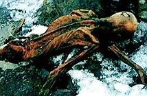 Rợn người bí ẩn lời nguyền người băng Otzi khiến nhiều người chết thảm