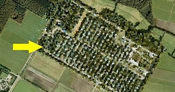5 địa danh bị làm mờ trên Google Maps, sự thật gì đang bị che giấu?