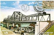 Phát hiện cây cầu anh em với cầu Long Biên