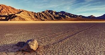Thung lũng Chết chạm 55 độ C, gần phá kỷ lục nhiệt của Trái đất
